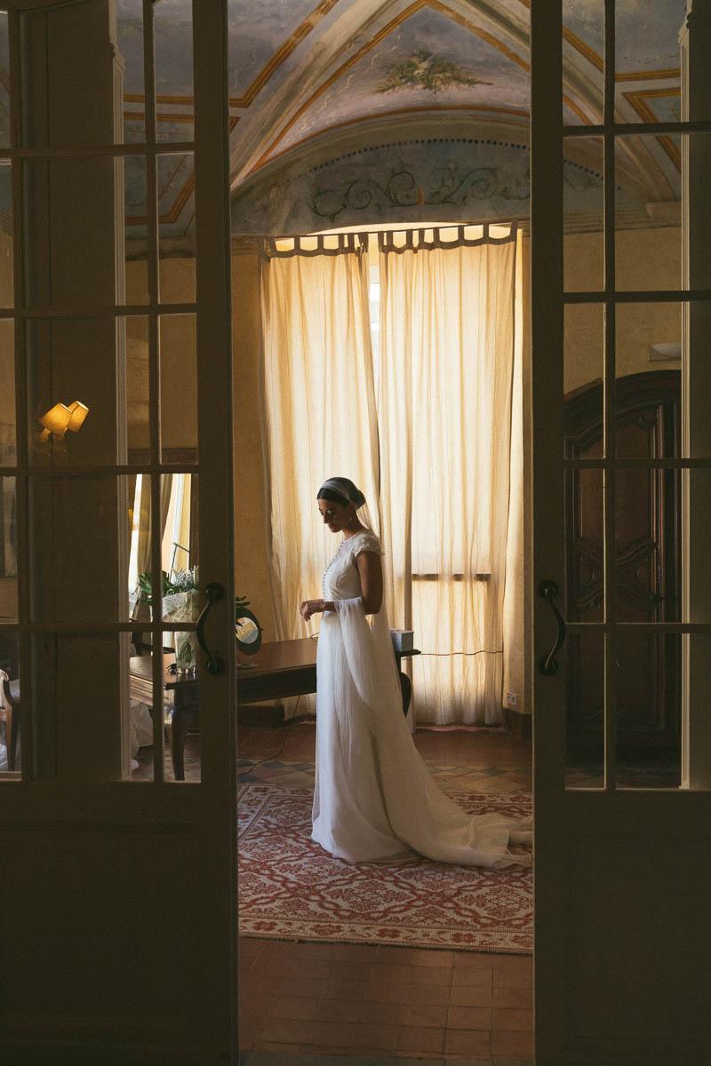 boda emporda vestido novia tot hom begur 9