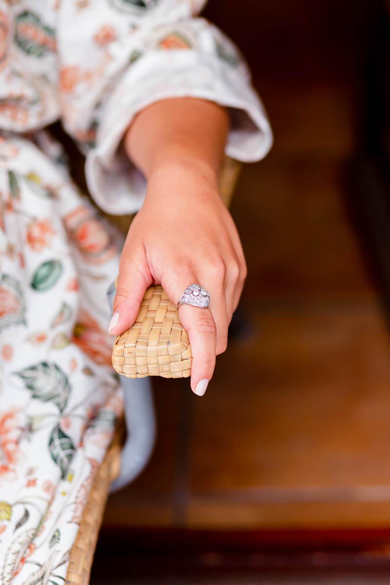 boda zamora vestido novia pantalon sombrero mono capa 16