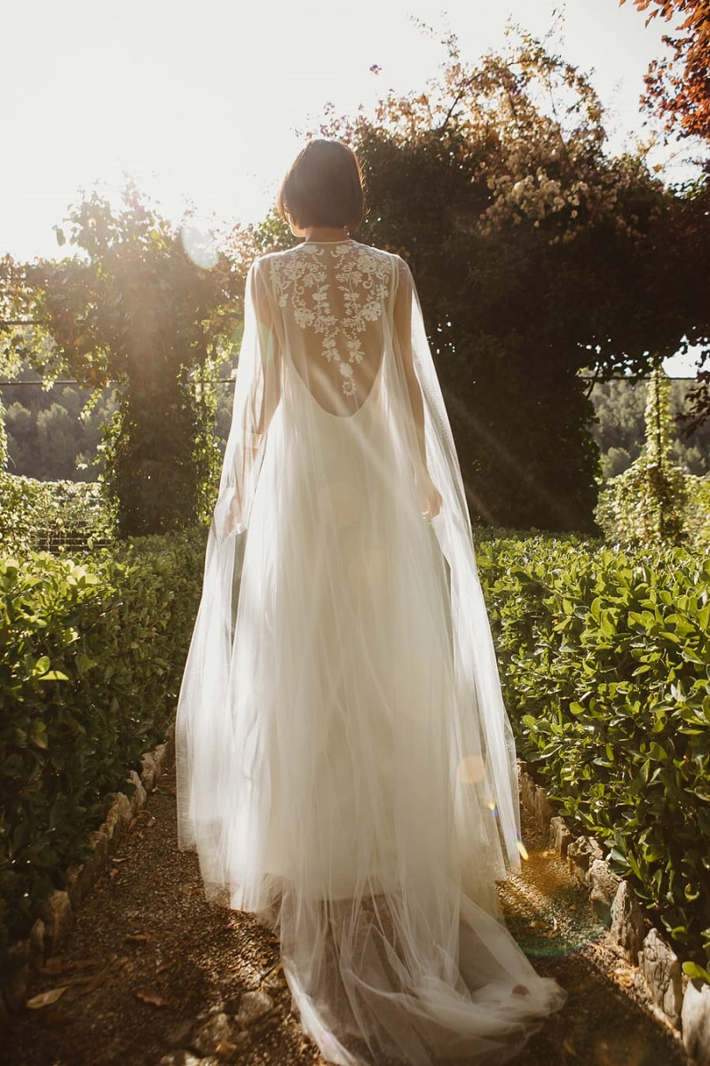 larca barcelona vestido novia vintage wedding dress bridal 12