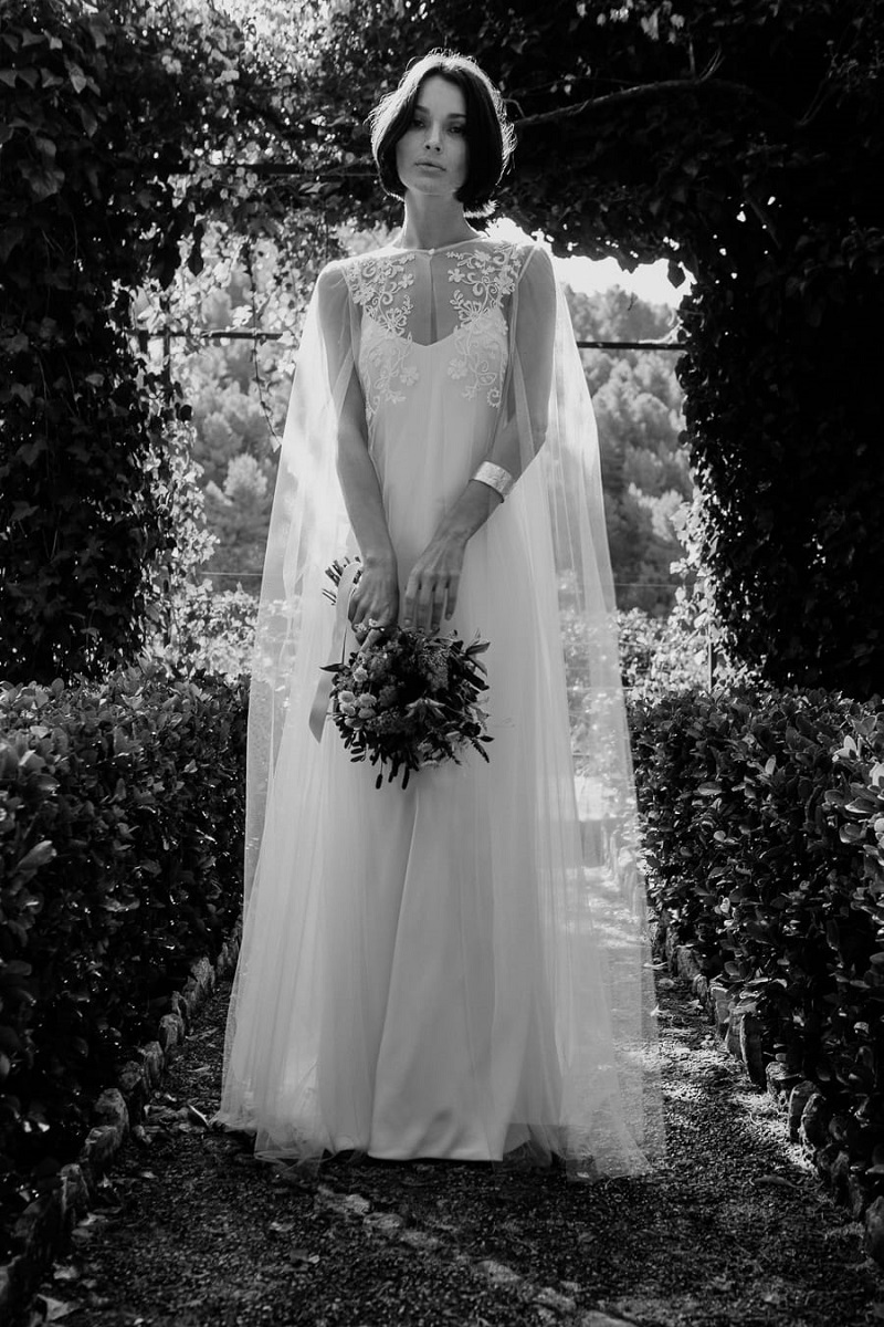 larca barcelona vestido novia vintage wedding dress bridal 16