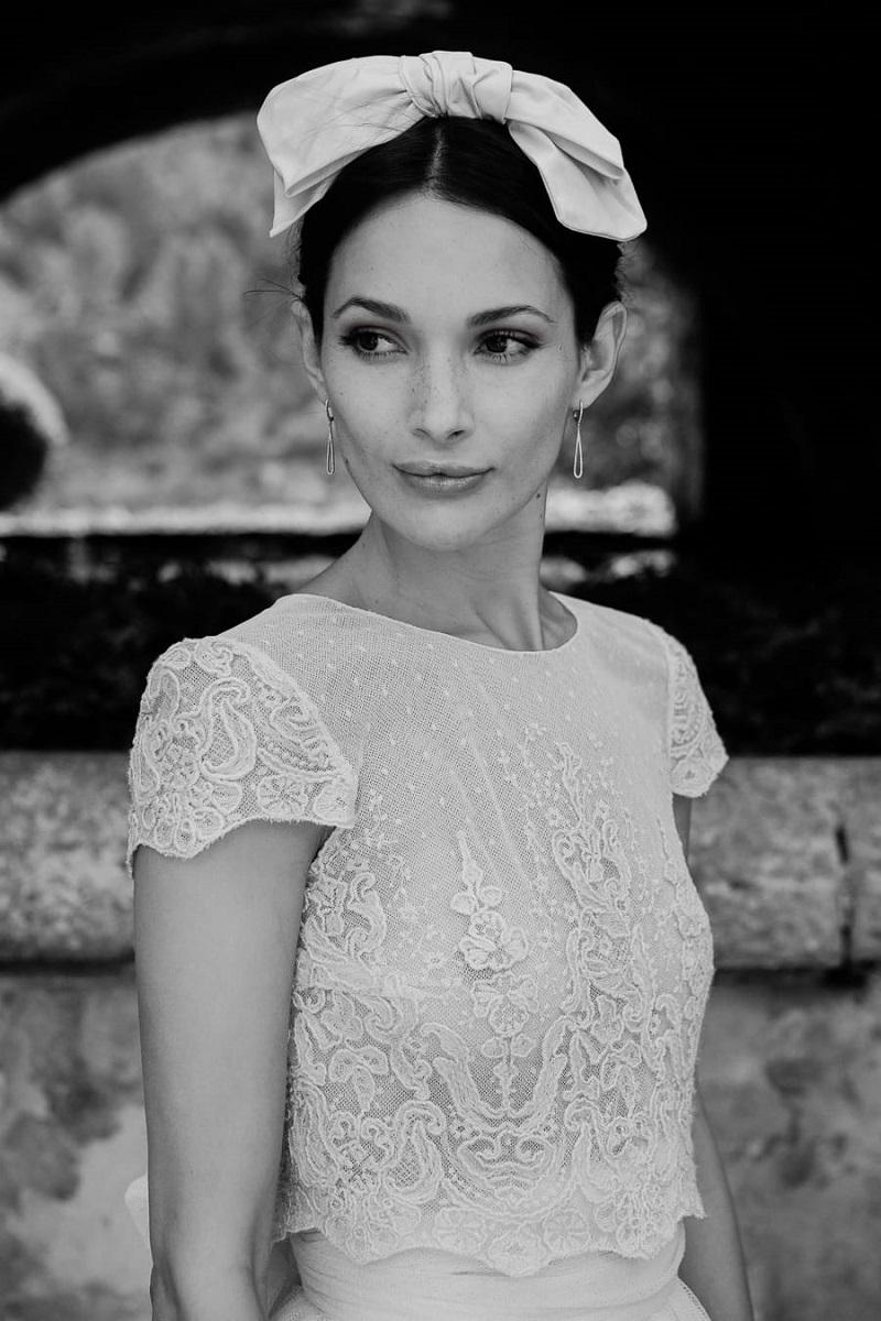 larca barcelona vestido novia vintage wedding dress bridal 31