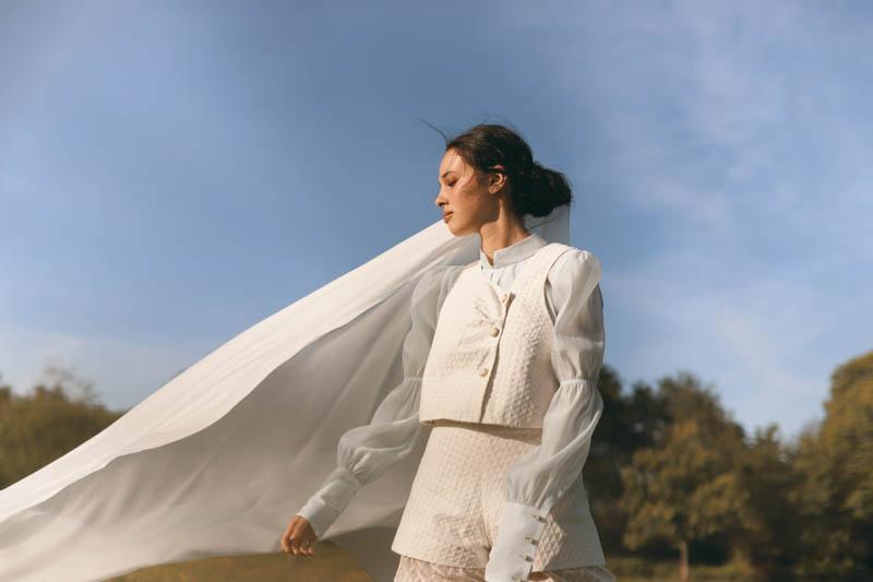 vestido novia galicia miranda wedding dress