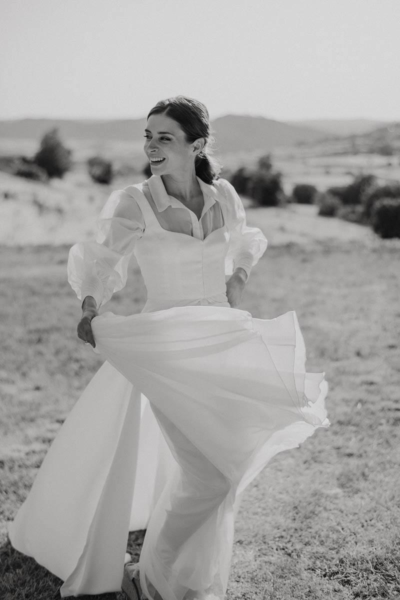 vestido novia ze garcia boda decoracion