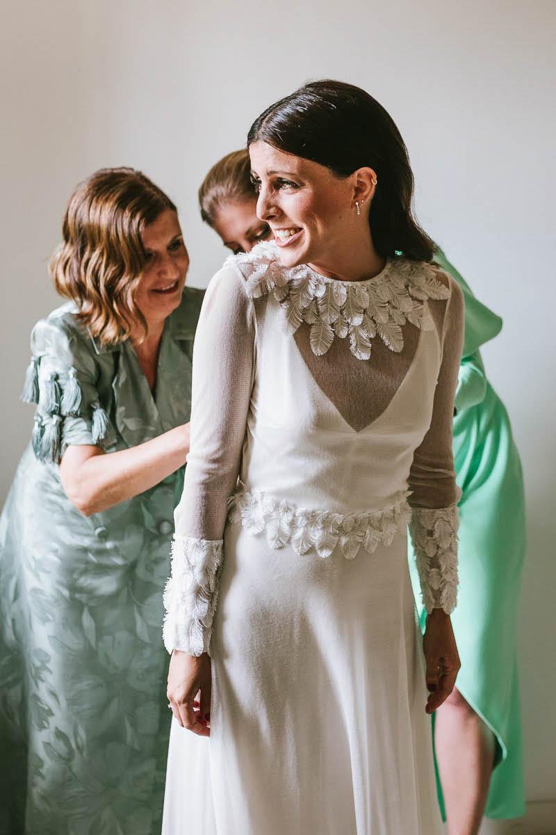 boda casa santonja vestido novia katarina grey dias de vino y rosas