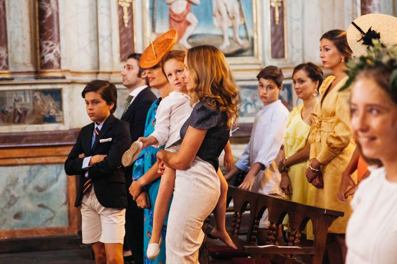 boda galicia pazo santa cruz vestido novia duyos