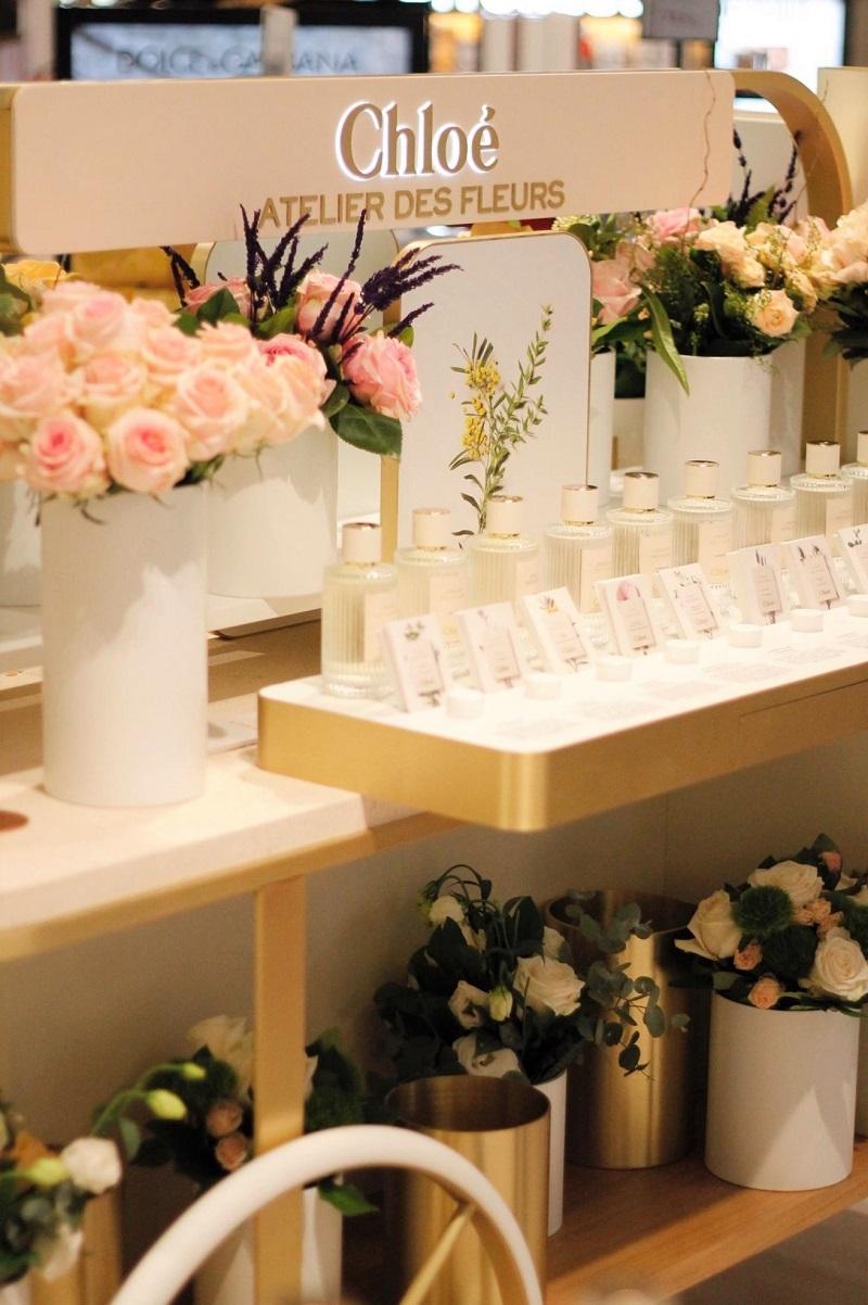 chloe fragancia perfume atelier des fleurs