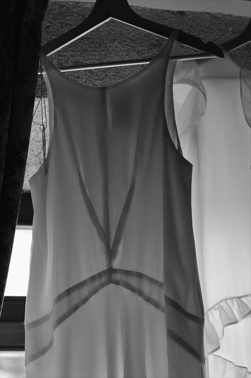 vestido novia sara lage boda galicia pazo sergude
