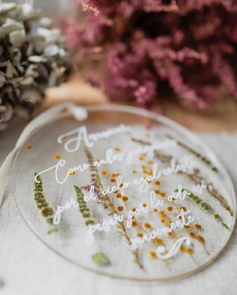 porta alianzas anillos flores boda wedding ideas