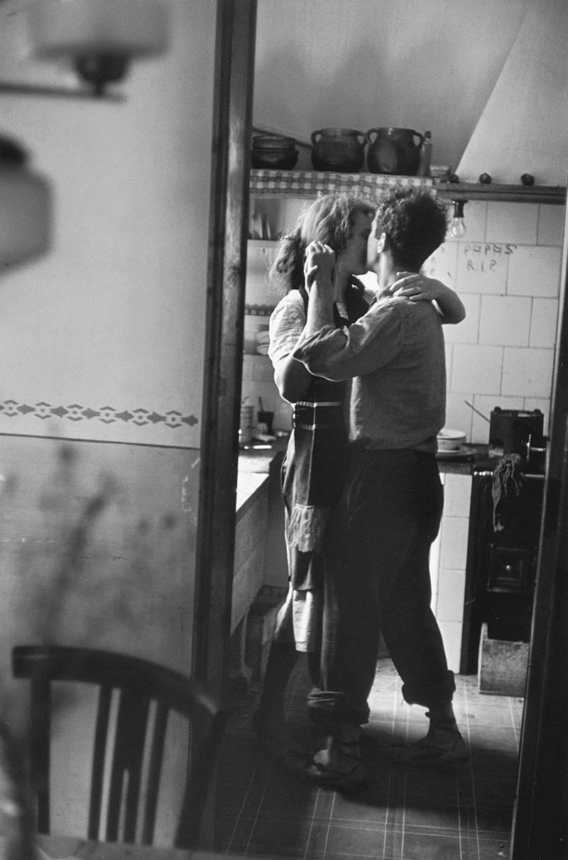 bailar cocina