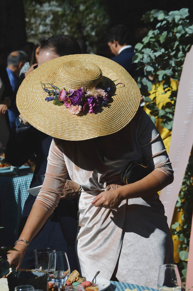 boda galicia pazo vestido novia lazo sophie et voila