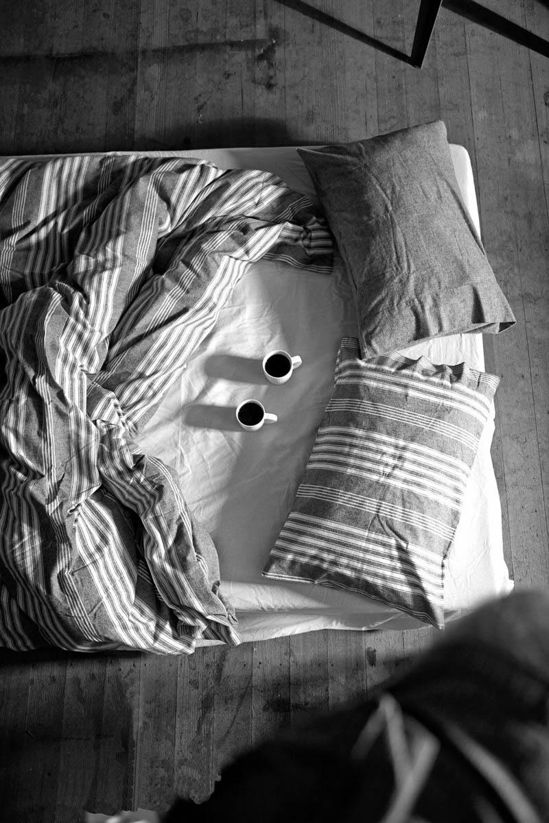 desayuno cama