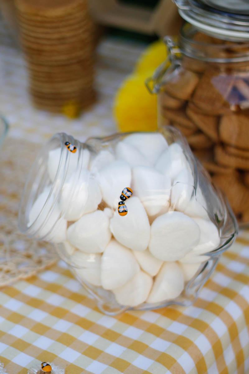 fiesta abejas cumpleaños infantil honey bee party ideas