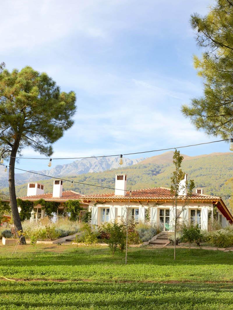 Quinta San Cayetano candeleda avila hotel rural