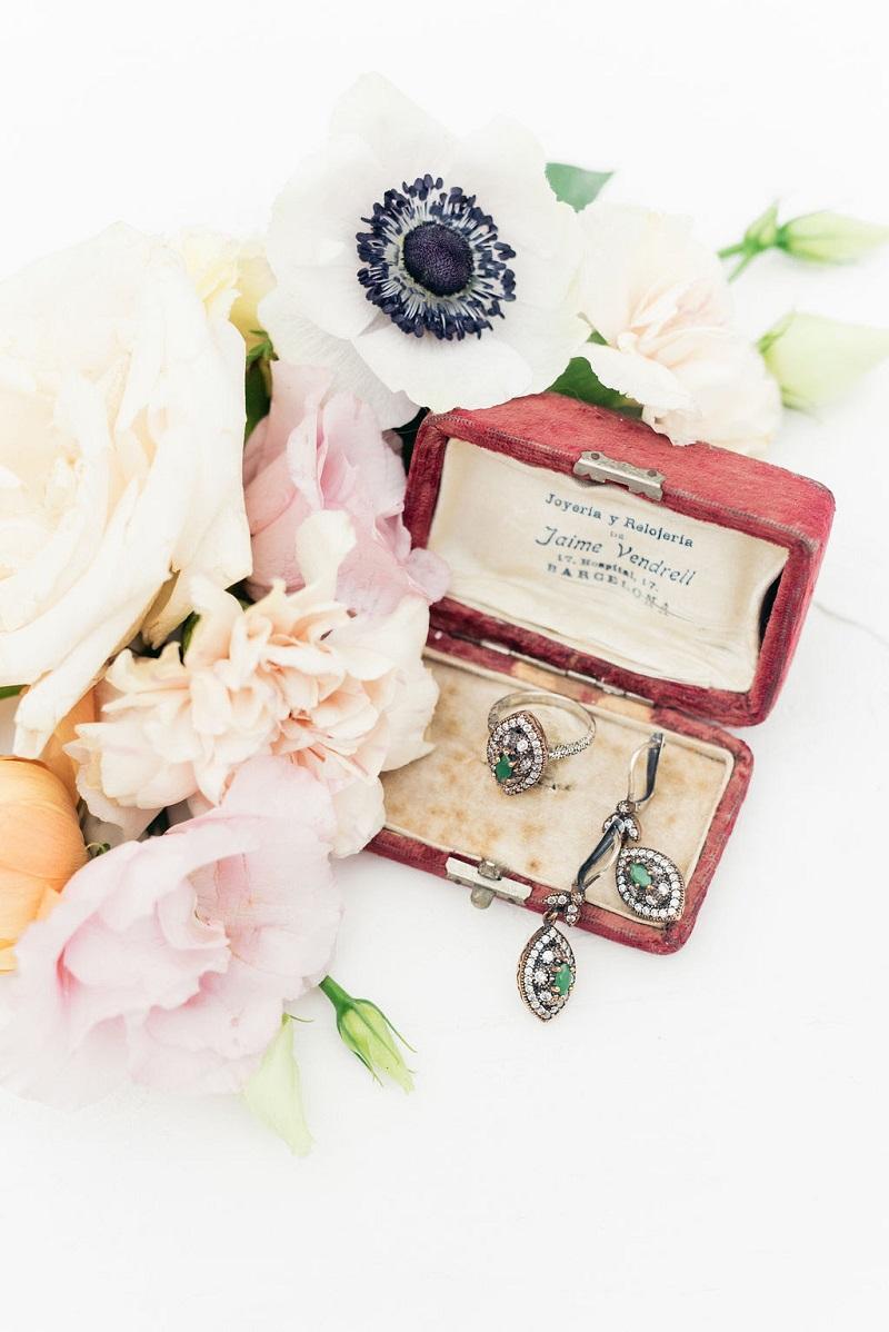 arca barcelona joyas vintage novias boda