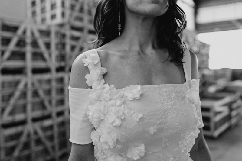 boda finca la estacion segovia vestido novia juan brea