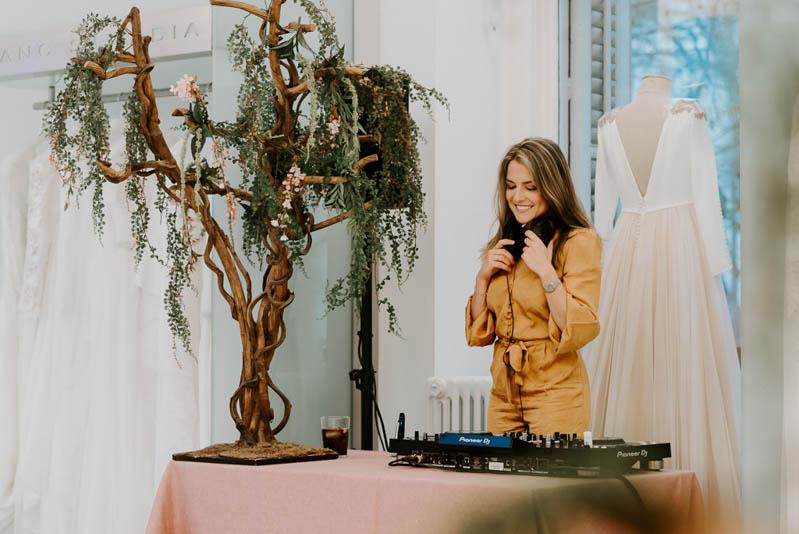 frank sarabia vestido novia invitada
