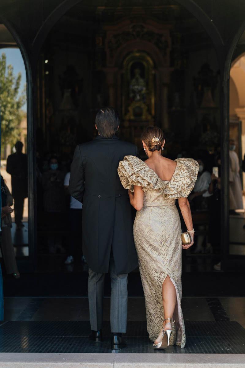 boda coronavirus covid mas del pi castellon vestido novia diego estrada