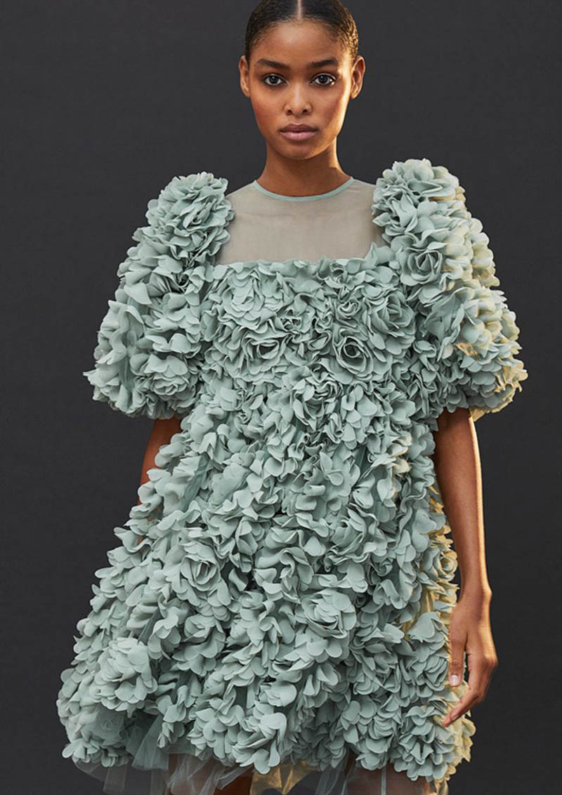 hm conscious exclusive vestidos tops pantalones joyas zapatos sostenibles a todo confetti