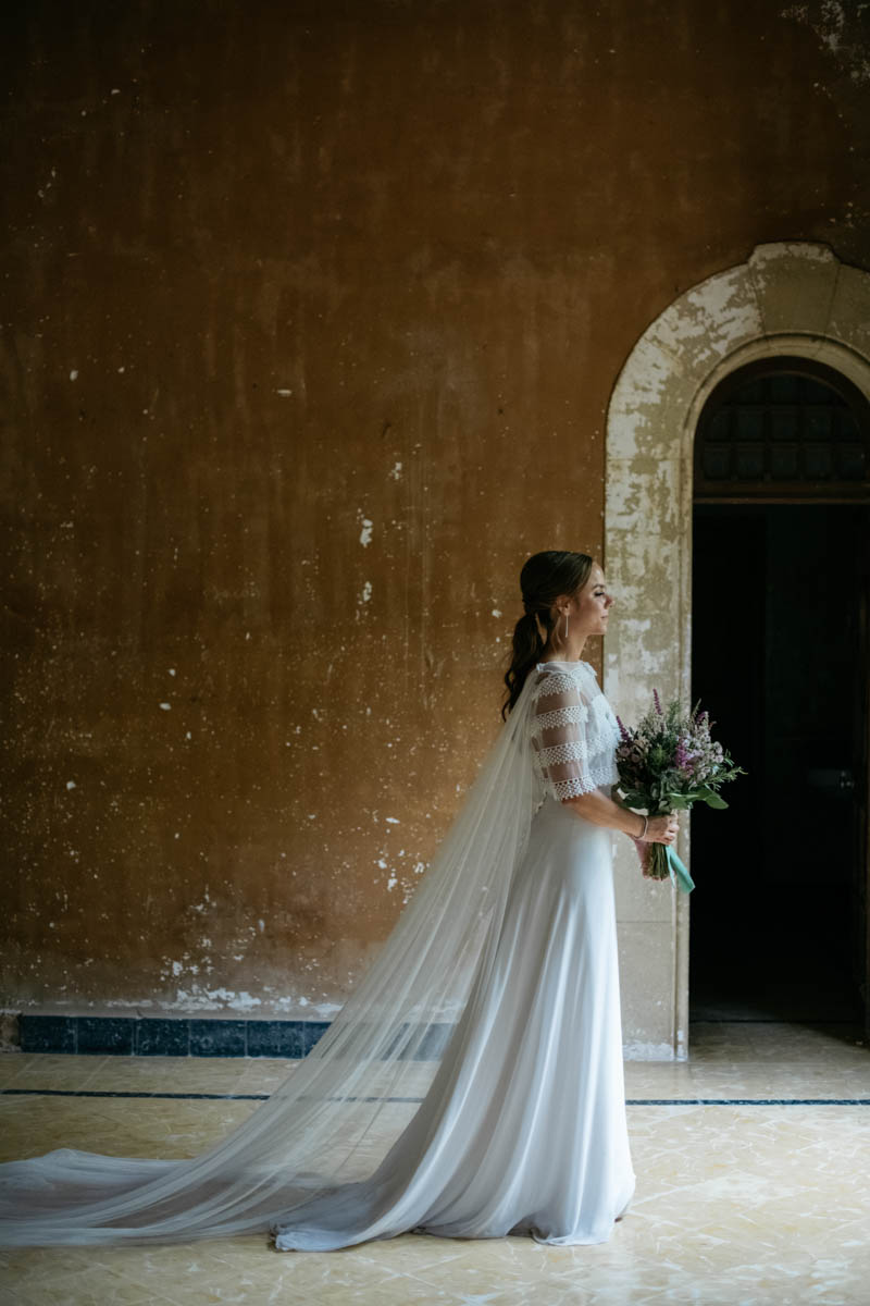 boda barcelona castell ben viure coronavirus covid blog bodas a todo confetti Donatelle Godart