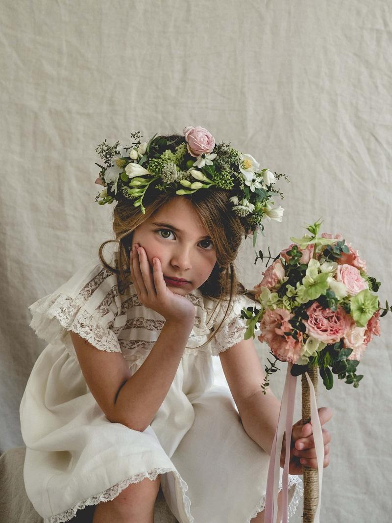labube niñas arras paje bodas blog a todo confetti