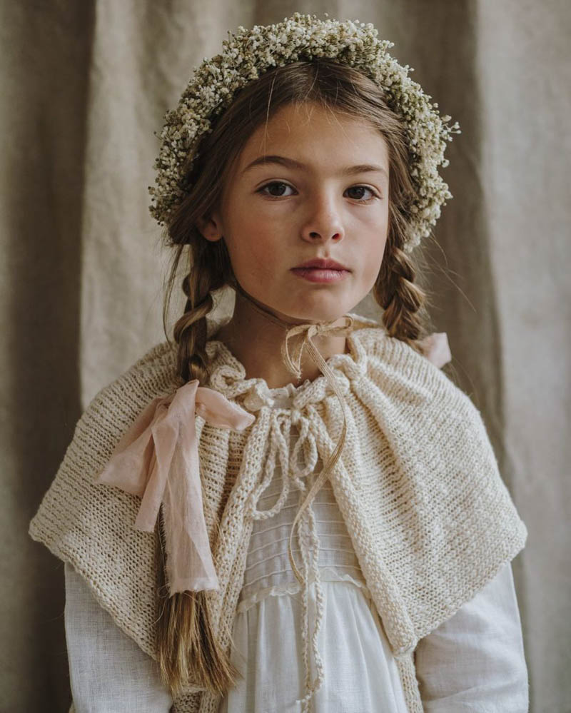 vestido niña arras paje boda cortejo dama comunion blog bodas a todo confetti damita