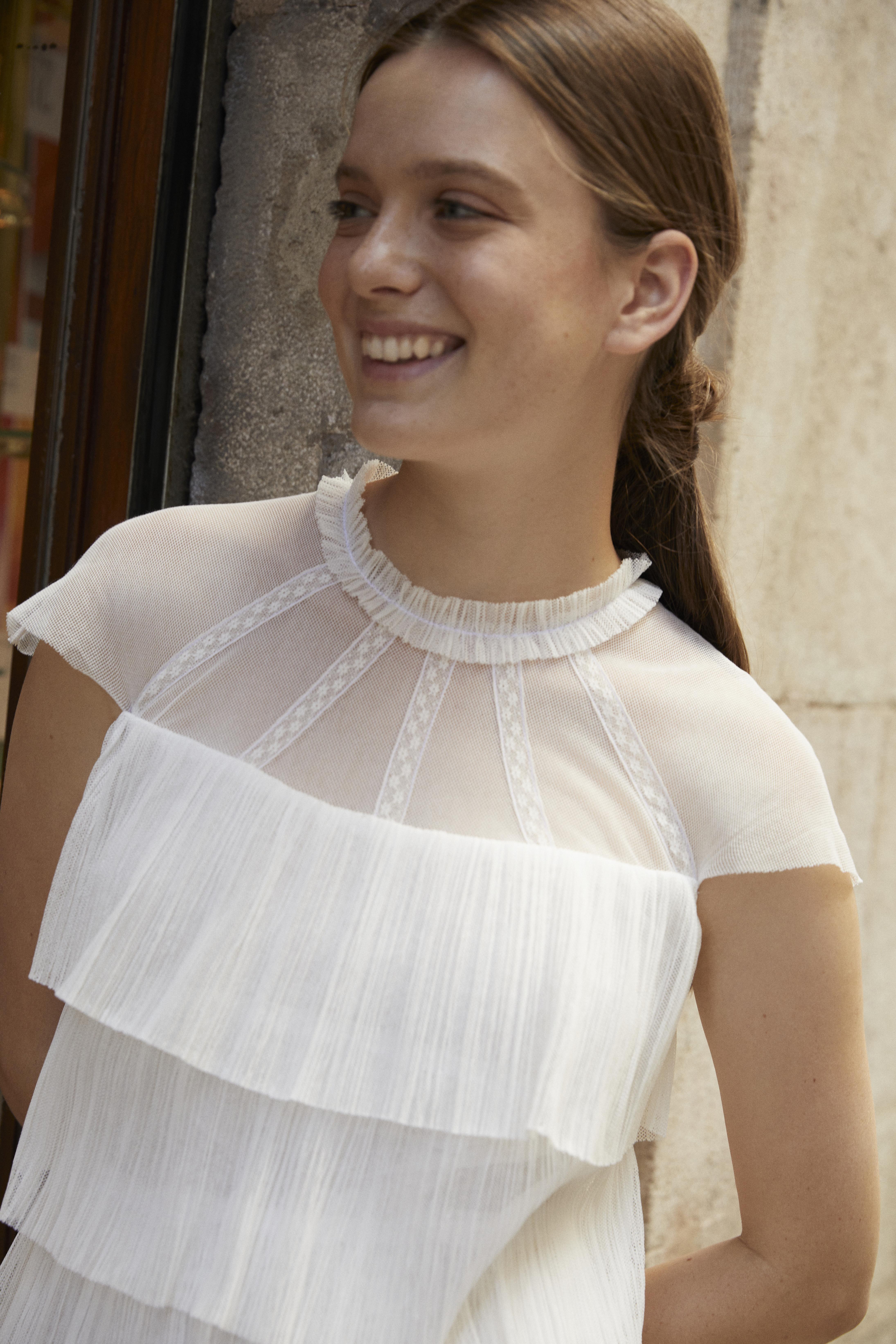 vestidos de novia sencillos marta marti barcelona